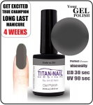 GEL Polish 8ml - soak off - Gralla (no. 281)