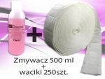 8-12 remover wipes 500 ml + 250 pcs (pad, pads)