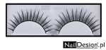 Artificial eyelashes No. 003 + Tweezers for free