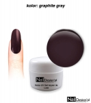 Relax UV Gel Polish Lackier Soak Off 5ml - graphite grey