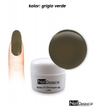 Relax UV Gel Polish Lackier Soak Off 5ml - grigio verde