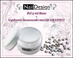 BASE Gel 5ml Medium-Dense + Zircons 001AB TND FREE!