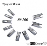 Air Brush Tips 100 70pc. Scatola