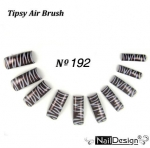 Air Brush Tips 192 70pc. Scatola