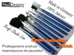 Set of brushes in blue ZP - 2