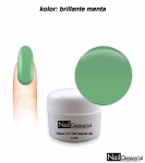 Relax UV Gel Polish Lackier Soak Off 5ml - brillante menta
