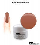 Relax UV Gel Polish Lackier Soak Off 5ml - choco brown