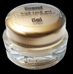 Diamond Crystal Serie Hi-Tech gel 15ml GOLD