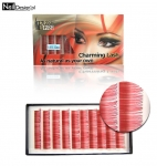 Flash Lash Eyelash 12 mm C 0.15 RED