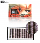 Flash Lash Eyelash 0.15 12 mm C BROWN