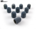 Abrasive Cap 10mm blue 1 piece - gritt 80