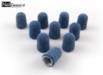 Abrasive Cap 7mm Blue  - gritt 80 from 0,37 €