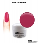 Żel Hybrydowy 5ml - GEL Polish - micky nose (40)
