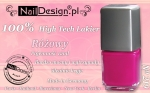 Nailpolish Naildesign 219 pink