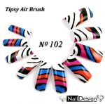 Air Brush Tips 102 10pc. Scatola