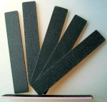 Nail File XXL black 100/180 professional