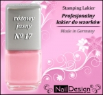 TC- Stamping Lack 12 ml light PINK (17)
