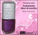 TC- Stamping Lack 12 ml purple metallic (21)
