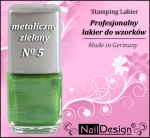 TC- Stamping Lack 12 ml GREEN (05)