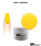Relax UV Gel Polish Lackier Soak Off 5ml - sunshine