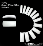 Tipsy Super Ultra Slim French 12 szt.