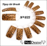 Air Brush Tips 035 10pc. in Scatola