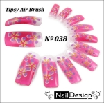 Air Brush Tips 38 10pc. Scatola