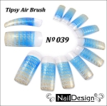 Air Brush Tips 39 10pc. Scatola