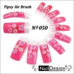Air Brush Tips 50 10pc. Scatola