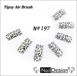 Air Brush Tips 197 70pc. Scatola