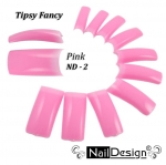Color Tips - pink ND-2 100 pcs in plastic box