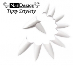 Tips Stiletto 10 pieces