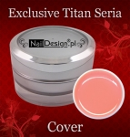 Gel Exclusive Titan Serie Cover 15 ml