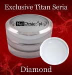 Gel Exclusive Titan Serie Diamond 15 ml