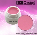 Color UV Gel Basic makeup - camouflage professional 5ml