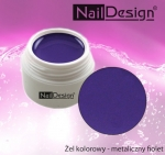 Metalic Lilia NEW Professional Color Gel 5 ml