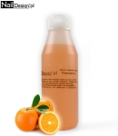 Nail polish remover acetone-free orange 100ml